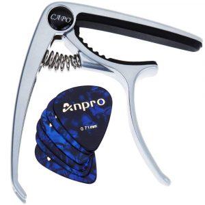 Cejilla Capo para Guitarra