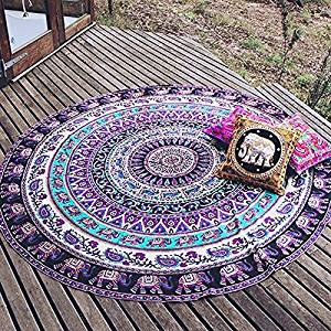 Espectacular toalla de yoga