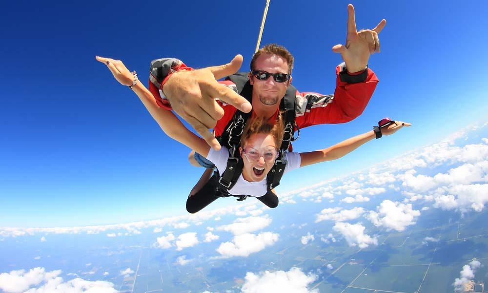 Los 10 mejores regalos para amantes de la adrenalina