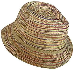 Sombrero veraniego casual